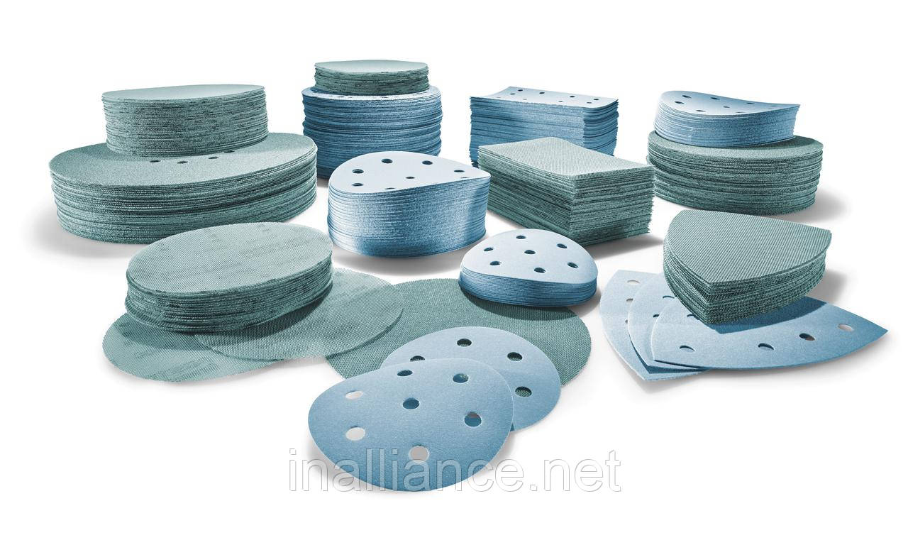Абразивы Festool для обработки акрилового и минерального камня
