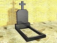 Простые памятники гранитные ( образец 804)