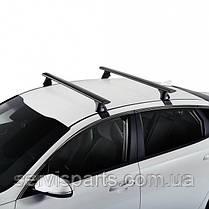 Багажник на гладкую крышу  Mitsubishi Outlander 2012-, фото 2