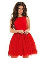 Пышное праздничное платье S M L