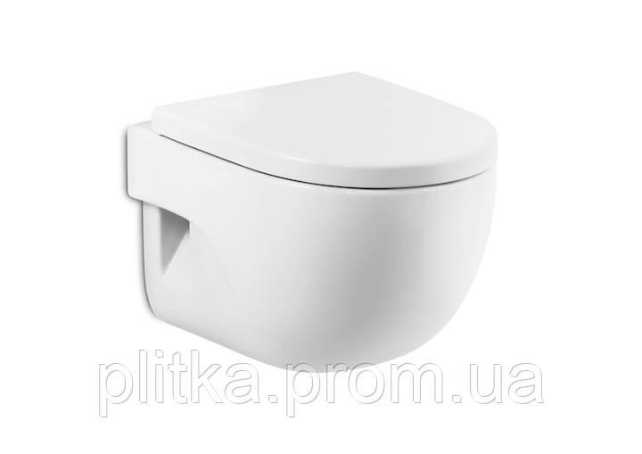 MERIDIAN-N Compacto подвесной унитаз с сиденьем slow-closing Roca