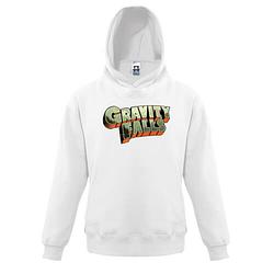 Детская толстовка Gravity Falls лого