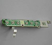 301 Панель кнопок eMachines M2352 M2350 M2000 M2105 M6805 M6807 M6809 M6811 - 40-A0660T-D000, фото 1