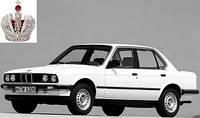Автостекло, лобовое стекло на BMW (БМВ) 3 E30  (1982 - 1993)