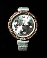 Женские часы SOUSOU, кварцевые белые