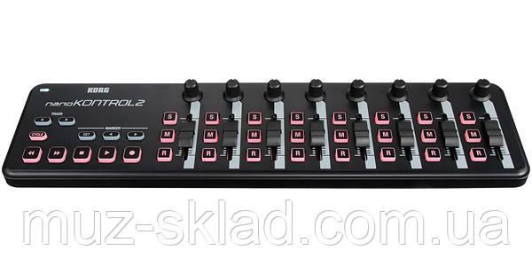 Контроллер Korg NANOCONTROL 2 BK