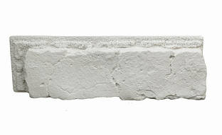 Декоративная гипсовая плитка под кирпич «ЛОФТ» со швом