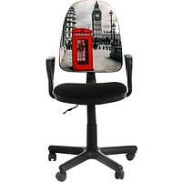 Кресло Новый Стиль Saturn GTP (CH) ZT-24 LONDON