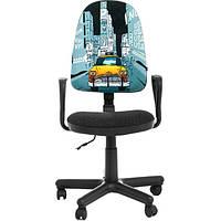 Кресло Новый Стиль Saturn GTP (CH) ZT-24 NYC