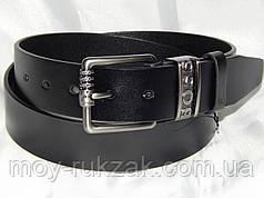 Ремень мужской кожаный BOSS ширина 40 мм. реплика 930593