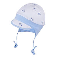 Шапка для новорожденных TuTu 130 арт.3-004039 (44-46), фото 1