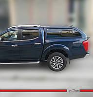 Nissan Navara 2016+ Кунг со сдвижными окнами