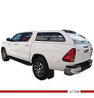 Toyota Hilux 2015+ Стандартный кунг с окнами