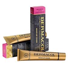 Тональный крем Dermacol Make Up Cover (Дермакол Реплика), фото 2