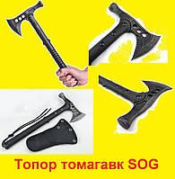 """Топор SOG """"Hammer"""" тактический с молотком."""