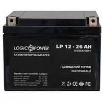 Батарея к ИБП LogicPower 12В 26 Ач (2676)