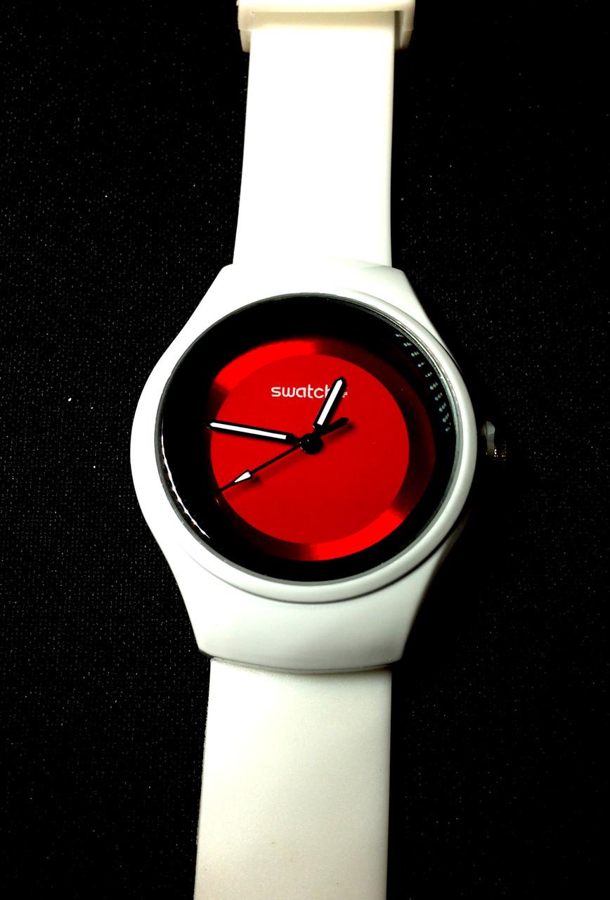 9310330e женские часы Swatch кварцевые белые цена 185 грн купить в киеве