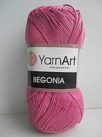 Пряжа YarnArt Begonia ( ЯрнАрт Бегония ) №0075 махровая сирень