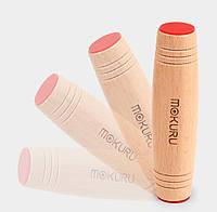 Оригинальный MOKURU - деревянная, развивающая палочка антистресс