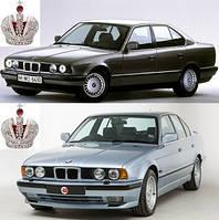 Автостекло, лобовое стекло на BMW (БМВ) 5 E34 Sedan / Kombi (1988 - 1997)