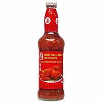 Sweet Chili Sauce For Chicken Cock Brand Сладко-острый соус к курице Кок Бренд (800гр)