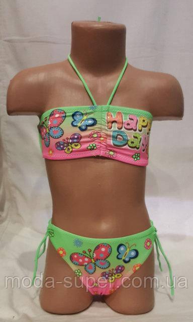 Цветочный купальник для детей и подростков ,  идет на наши 28 30 32 34 36 размеры.