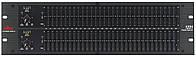 Dbx 1231 графический эквалайзер, 2х31 полос