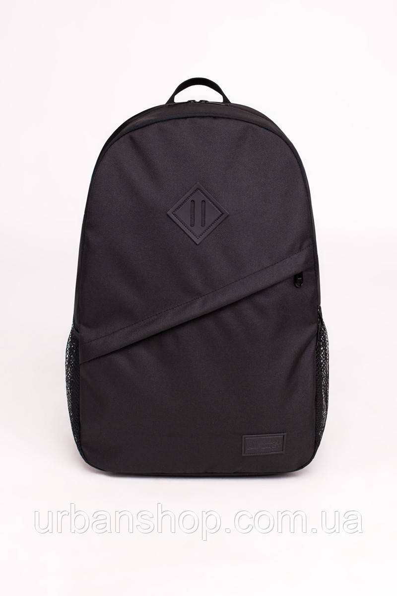 Рюкзак B8 BLACK Urban Planet 30L 100% поліестер Черный UP 0-0-0-167-1