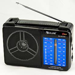 Радіоприймач FM Радіо GOLON RX-A07AC