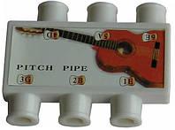 Maxtone GC6H духовой камертон для гитары, 6 нот
