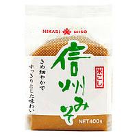 Shiro Miso Paste HIKARI Светлая мисо паста Хикари 400гр (Япония)