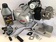 Двигатель в сборе Альфа/Дельта 110сс механика (+карбюратор) FDF, фото 1