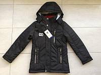 Демисезонная курточка на мальчика  7-11 лет