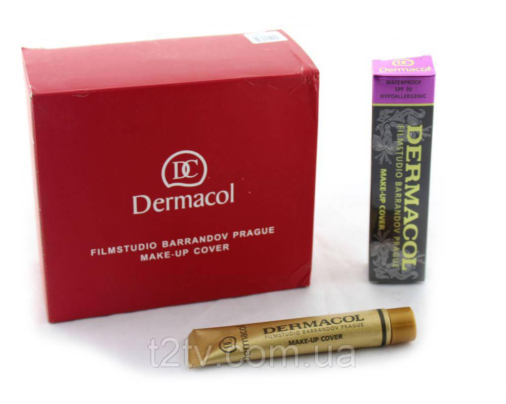 Тональный крем Dermacol с повышенными маскирующими свойствами 1109A (209) 30 г