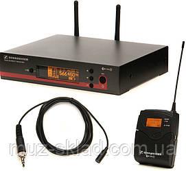 Sennheiser EW 112 G3 радиосистема UHF с петличным микрофоном