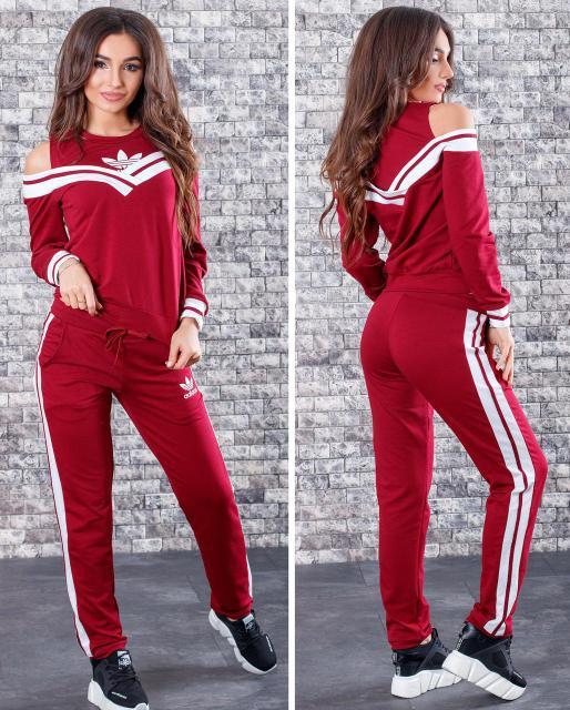 Женский спортивный костюм пд674
