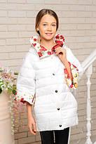 Детские куртки демисезон на девочку в модных цветах сезона