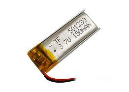 Аккумулятор литий-полимерный 3,7V 150mAh