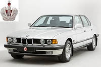 Автостекло, лобовое стекло на BMW (БМВ) 7 E32  (1987 - 1994)