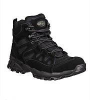 "Боевые ботинки Squad Shoes 5"" BLACK (Sturm Mil-Tec®). Новые."