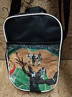 Принт мода барсетка Tommy оксфорд ткань(только ОПТ)Сумка спортивная для через плечо, фото 1