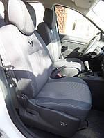 Renault Fluence 2009-2012 Чехлы на сиденья с раздельным задним диваном