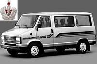 Автостекло, лобовое стекло на FIAT DUCATO (Фиат Дукато) 1981-1994