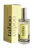 Taboom Духи TABOO EQUIVOQUE | Секс шоп - интим магазин Импери.