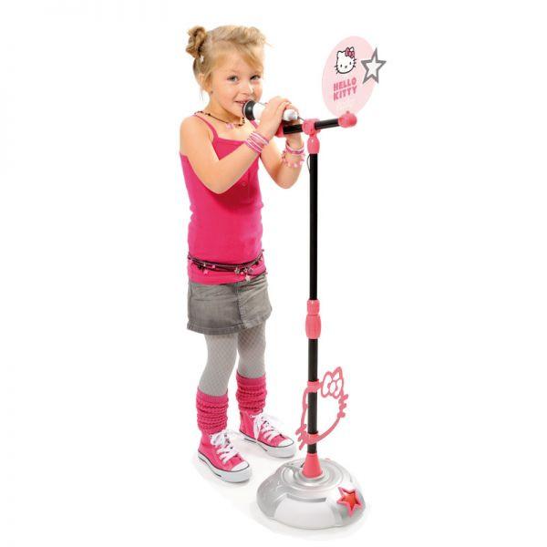 Микрофон Hello Kitty Smoby