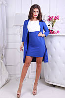Платья женские + Кардиган оптом  (42-48, Украина) купить недорого в Одессе 7км