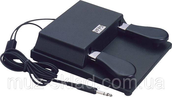 Педаль сустейна для клавишных Quik Lok VFP2 10