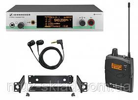 Sennheiser EW 300 IEM G-3 радиосистема для персонального мониторинга