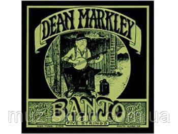 Струны для банджо DeanMarkley 2304