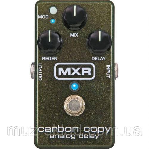 Педаль эффектов Dunlop M169 MXR